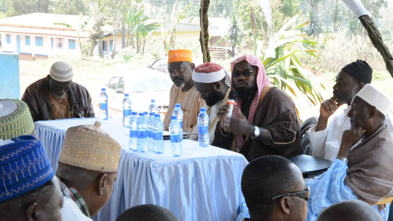 conference sur l islam nkong ni 04